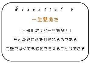 エッセンシャル5-3